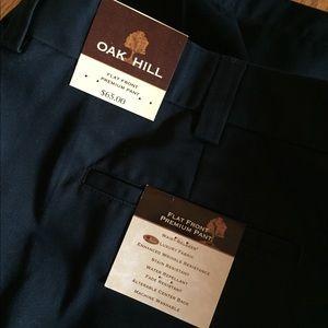 Men's big man 62 waist OakHill pants New With Tags